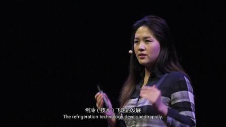 沈俊@TEDxXi'anWomen 2017