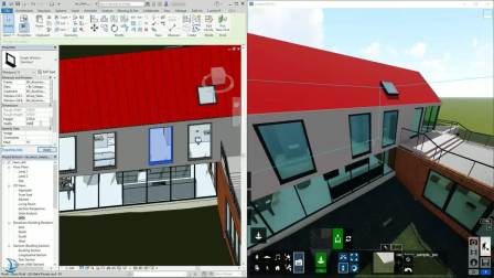 Lumion 8.3-LiveSync Revit - 模型同步