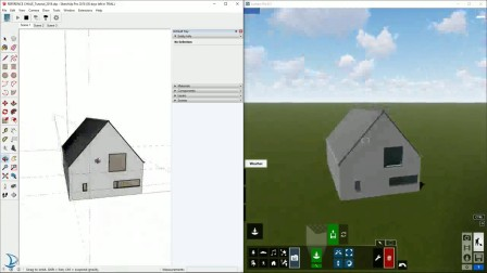 Lumion 8.3-LiveSync SketchUp - 相机同步