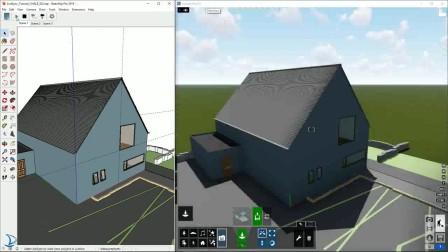 Lumion 8.3-LiveSync-重新连接LiveSync模型