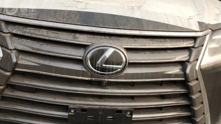 2018款雷克萨斯LX570加拿大版报价解析天津现车