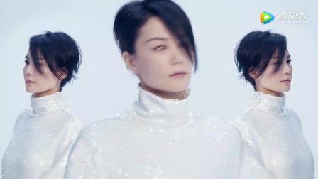 王菲《时尚芭莎》封面 2018四月上 拍摄花絮