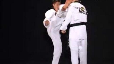 跆拳道教学-9Taekwondo- Revolution of kicking vol.1-2 in inglish_高清