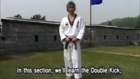 跆拳道教学-10Taekwondo  revolution of kicking vol 2 2 in inglish_高清