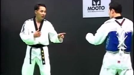 跆拳道教学6Taekwondo-combat tutorial vol.1 'Basic skills'_HIGH_高清