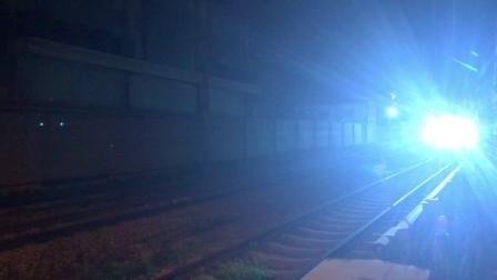 上海地铁十号线制动测试