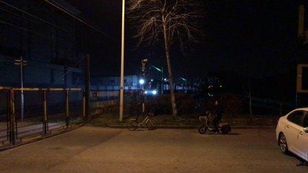 上海地铁十号线道口电制动
