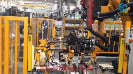 武汉自动化设备——汽车行业机器人焊接