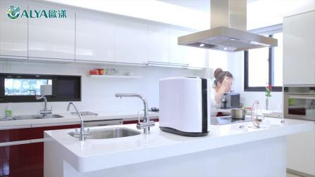 如何安装净水器︱ALYA欧漾净水