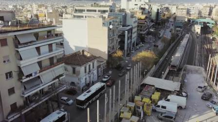 1UP - GRAFFITI OLYMPICS - DRONE VIDEO ATHENS