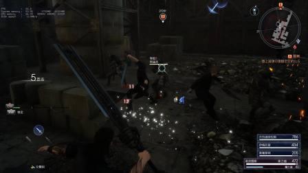 《最终幻想15》NVIDIA Shadowplay精彩录制过程