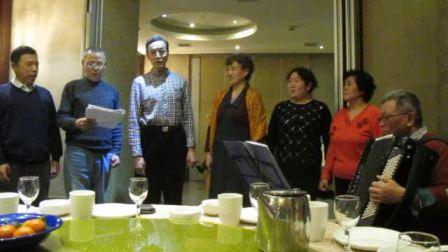 24、小合唱《美丽中国梦》