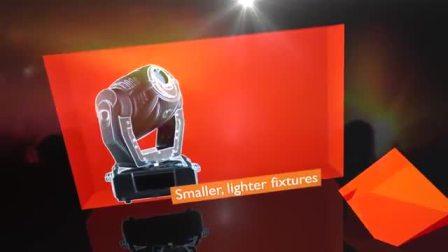 Philips Platinum lamps 强劲的灯光,锐利的光束