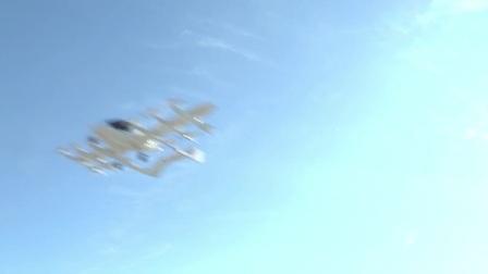 """无人驾驶电动""""飞的""""Cora在新西兰揭开面纱"""