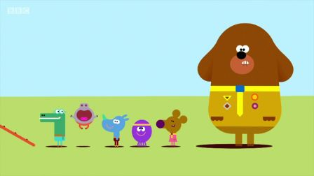 13.The Omelette-Hey Duggee 嗨道奇英文版