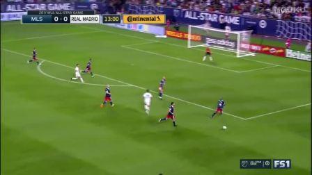 足球友谊赛MLS全明星vs皇马(FS)_95