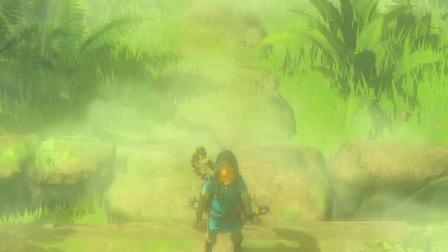 塞尔达传说荒野之息中文版剧情7——大师之剑