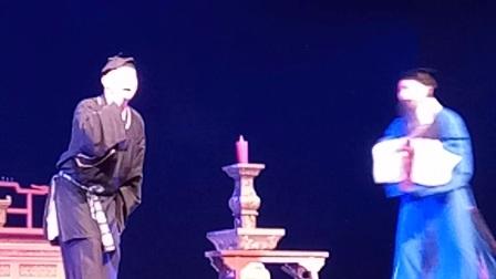 """武汉剧院,昆曲《十五贯》""""访鼠测字""""。上昆,浙昆,苏昆共同演出VID_20180314_213623"""