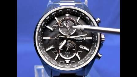 CASIO手表EFB-302(5468)世界时间
