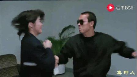 证人遭刺 甄子丹及时赶到 仅15秒就干掉《直击证人》