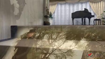 仟得广告影视制作案例:萨米特陶瓷形象广告-卢浮宫幻化篇