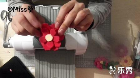 DIY花团锦簇的相框