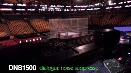 WWE relies upon CEDAR's dialogue noise suppressors