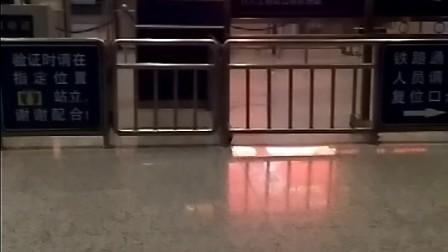K744(厦门-郑州)停止检票