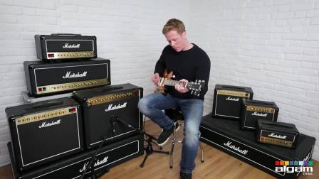 Marshall DSL Series - Product Demo
