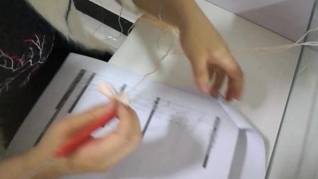 龙凤呈祥男娃女娃头部钩法!