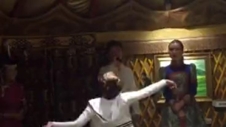 蒙古包里歌伴舞鸿雁 博裕堂