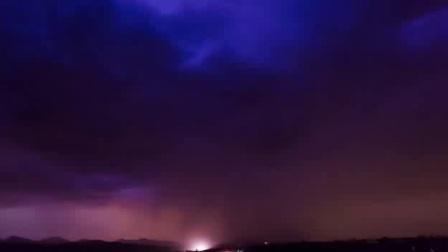 d315电闪雷鸣 乌云 下雨 打雷闪电 雷电 天空变化 高清 延时 视频素材.[移动影音转换专家]