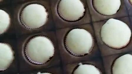 蒸蛋糕培训, 水蒸蛋糕制作过程, 姐做的蒸蛋糕很健康美味