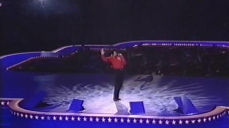迈克尔杰克逊1993年克林顿总统就职表演