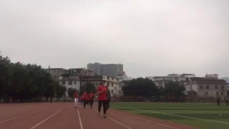 上杭黎明脚步俱乐部第99次团跑