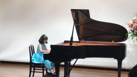 2018年钢琴发表-舒伯特的 即兴曲