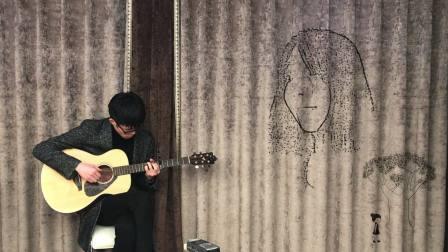 矶村由纪子-《风居住过的街道》-吉他指弹