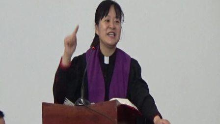 2018.3.18北京基督教会延庆堂田冬牧师为主证道 模范的祷告