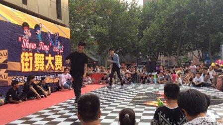 郑州中原万达街舞大赛 16进8