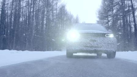 奇点汽车IS6牙克石冬季测试