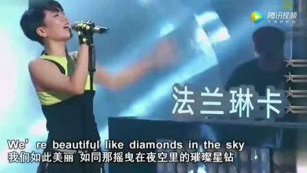 《中国好声音》一首歌让人嗨上天,一首让人想流泪!