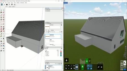 LiveSync_ SketchUp - Model Synchronization