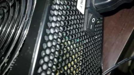 1000块钱组装电脑神机流畅运行吃鸡GTA5第2集走背线装系统