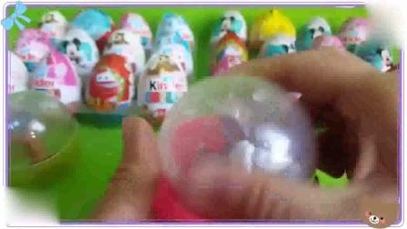 米老鼠和唐老鸭一起拆圆形的玩具蛋,小羊肖恩 公主恋人 比得兔