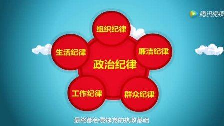 动画宣传片:党员干部要自觉守讲规矩