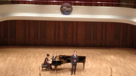 石倚洁 西安音乐学院独唱音乐会《La donna e mobile》女人善变