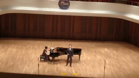 石倚洁 西安音乐学院独唱音乐会《Musica proibita》被禁止的音乐
