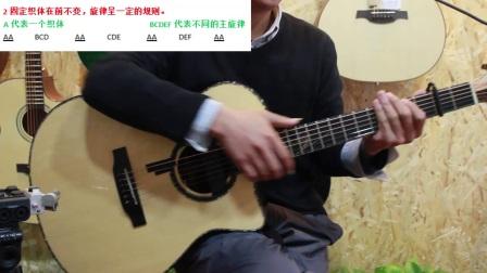 吉他乐理教程 第62集 织体的运用(2)墨音堂