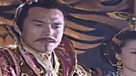 电视剧《秦王李世民传奇》:李世民得知此事大惊