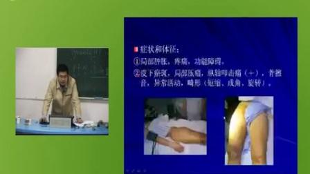 中医伤科学39之21.股骨干骨折
